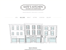 Tablet Preview of kateskitchen.ie